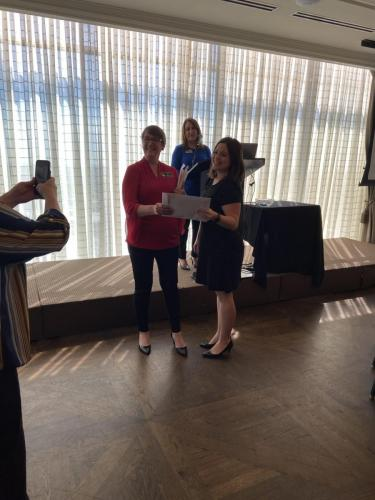 Kathleen May - CPLTA Certificate